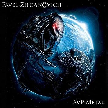 AVP Metal (Alien Vs Predator)