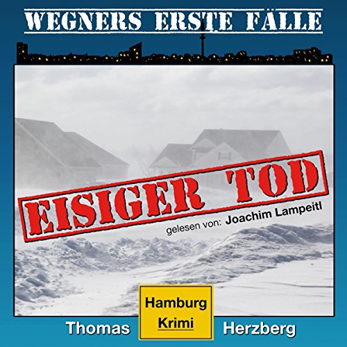 Eisiger Tod (Wegners erste Fälle 1) audiobook cover art