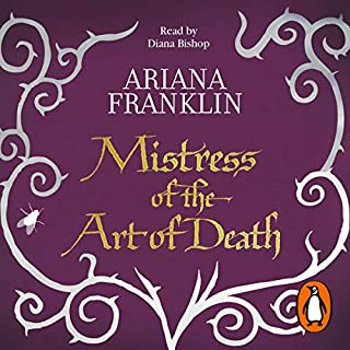 The Mistress of the Art of Death cover art