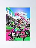 guyfam Splatoon 2 Poster 11.7' X 16.5'(297 419 Mm)