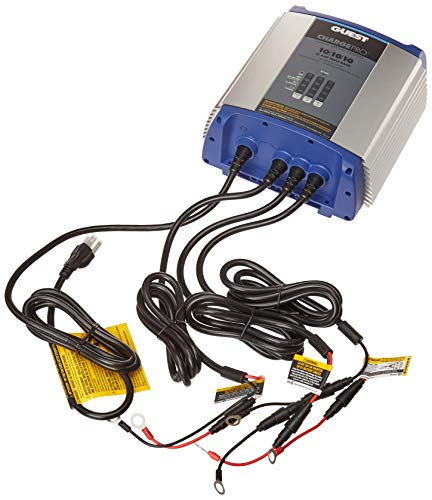 Guest On-Board Battery Charger 30A / 12V