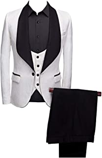 Best white blazer groom Reviews