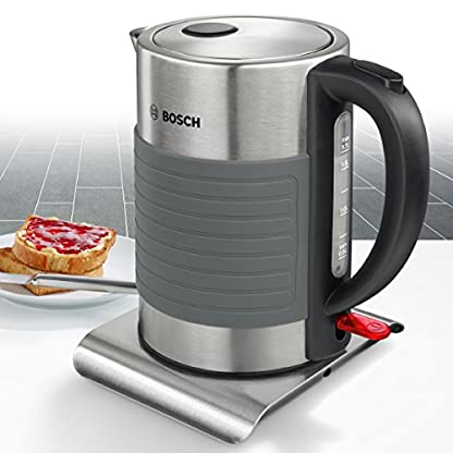 Bosch-TWK7S05-Wasserkocher-Schwarz-Grau