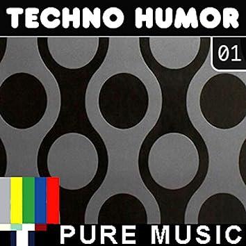 Techno Humor, Vol. 1