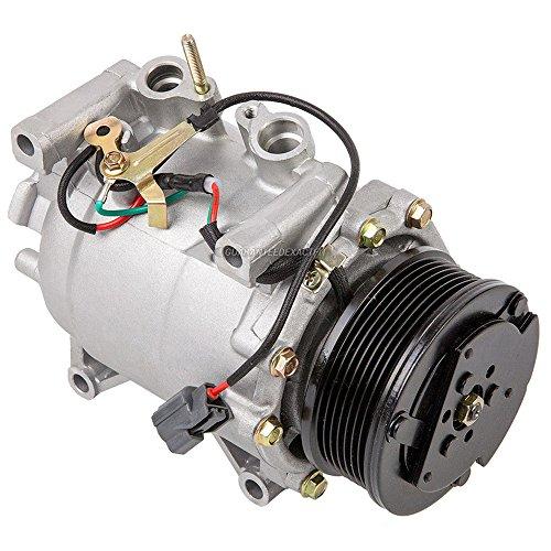 For Honda CR-V 2002 2003 2004 2005 2006 AC Compressor & A/C Clutch - BuyAutoParts 60-00840NA New