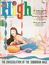 High - November 1958: Vintage Girlie Magazine!