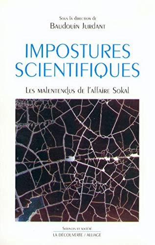 IMPOSTURES SCIENTIFIQUES