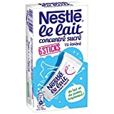 NESTLE - Lait Concentre Sucre Sticks 180G - Lot De 4