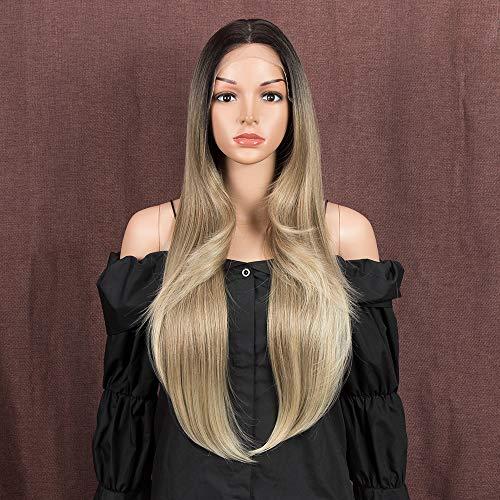 comprar pelucas de mujer con frontal en línea
