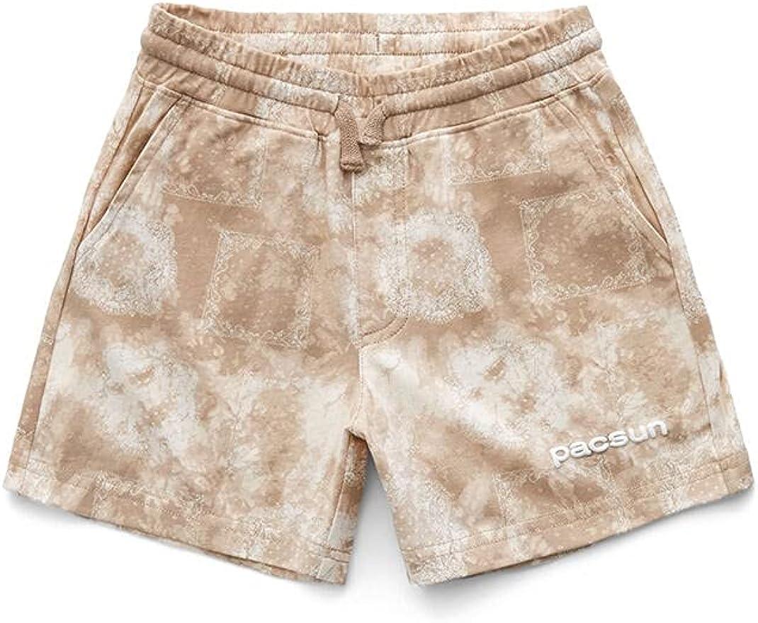 PacSun Kids Tan Pull-On Shorts