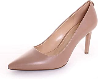 f7a2da48fac Michael Kors Womens Dorothy Flex Pump Leather Pointed Toe Classic
