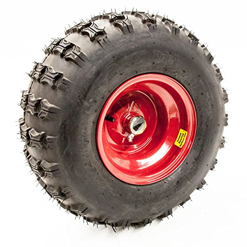 Yutrax TK78 Replacement Tire and Wheel Assembly ATV Trailer TX158 TX159