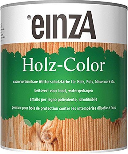 (23,96 € / Liter) einzA Holz Color 2,5 Liter (Weiß)