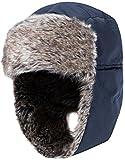 Wantdo Hombres Oreja Flap Impermeable Invierno Trooper Cazador de Nieve Sombrero