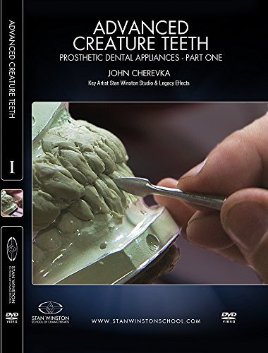 Advanced Creature Teeth: Prosthetic Dental Appliances - Part 1 by John Cherevka