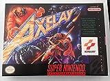 Axelay Product Image