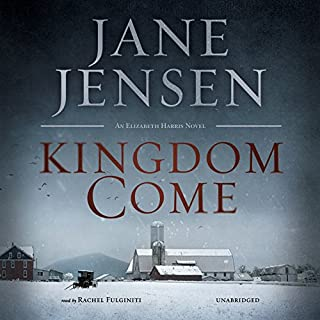 Kingdom Come     The Elizabeth Harris Series 1              Auteur(s):                                                                                                                                 Jane Jensen                               Narrateur(s):                                                                                                                                 Rachel Fulginiti                      Durée: 7 h et 32 min     35 évaluations     Au global 4,3