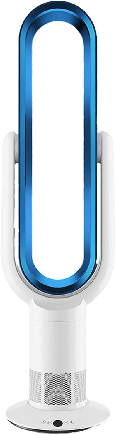 Bladeless Tower Fan Silent Ranking integrated 1st place Standing Settings 9-Ho Speeds Atlanta Mall 10