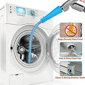 Sealegend Dryer Vent Vacuum Cleaner Kit