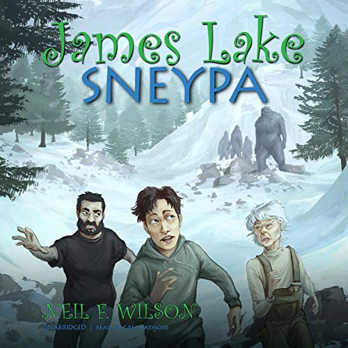 James Lake: Sneypa Audiobook By Neil F. Wilson cover art