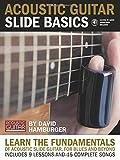 Acoustic Guitar Slide Basics Bk/Audio Download