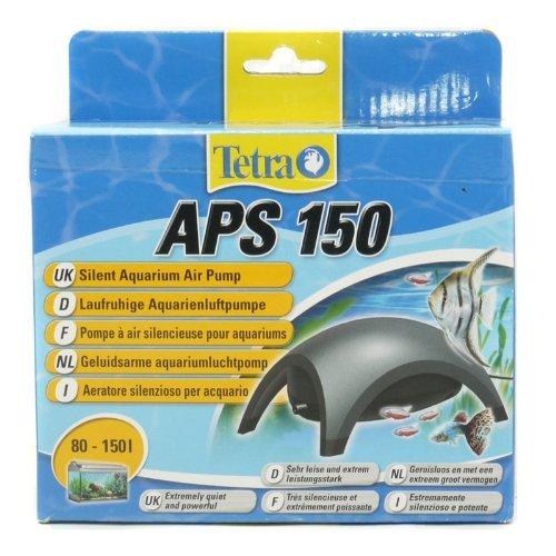 """Tetra Tec APS150 Fish Aquarium Air Pump - Single Outlet for Aquaria up to 48"""" - 6 Packs"""