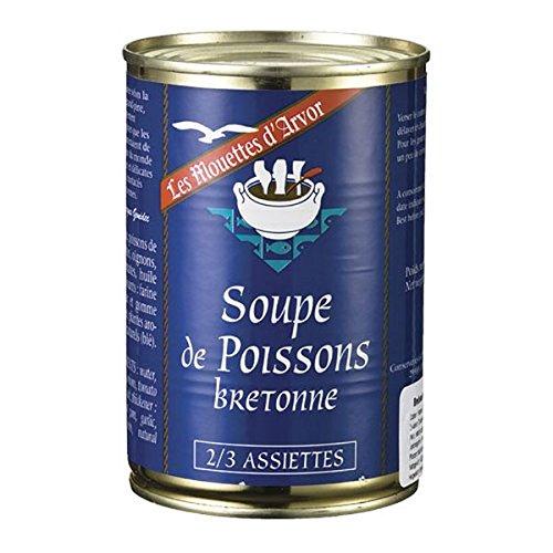 Bretonische Fischsuppe Dose 405g