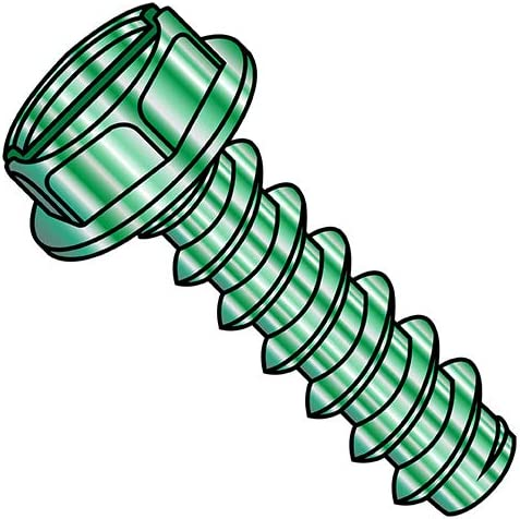8-18X1 4 Slotted Indented Hex Washer F Screw Self Indefinitely Dealing full price reduction B Type Tapping