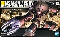 ガンプラ HGUC 1/144 MSM-04 アッガイ 機動戦士ガンダム