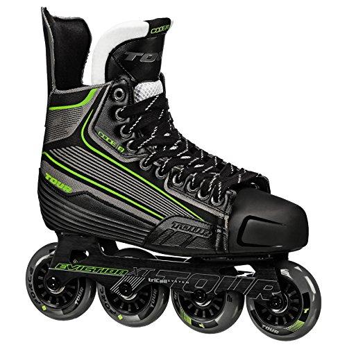 Tour Hockey Code 9 SR Inline Hockey Skate