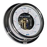 Delite A130 Barometer Edelstahl -