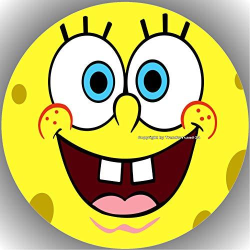 Premium Esspapier Tortenaufleger Spongebob T14