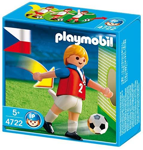 Futbolista República Checa Playmobil (4722)