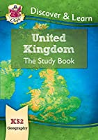 KS2 Discover & Learn: Geography - United Kingdom Study Book