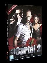 El Cartel Segunda Temporada Parte 1: La Guerra Total - 6 dvd boxset
