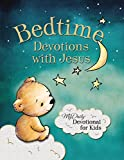 Bedtime Devotions with Jesus: My Daily Devotional for Kids (English Edition)