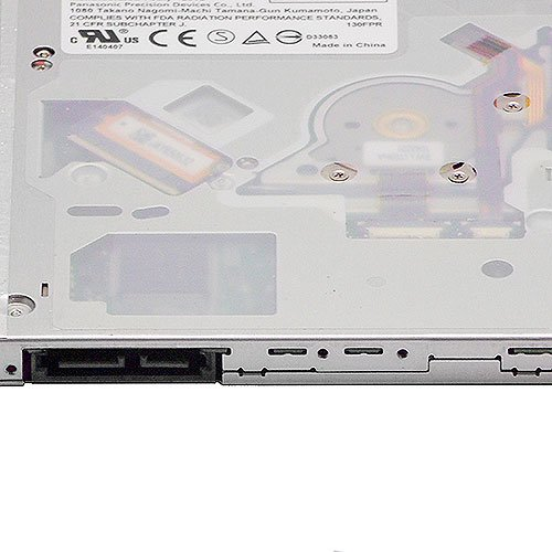 Hewlett Packard Office HP E5Z80AA Slim SuperMulti DVDRW SATA ODD Optical Drives|#14700365