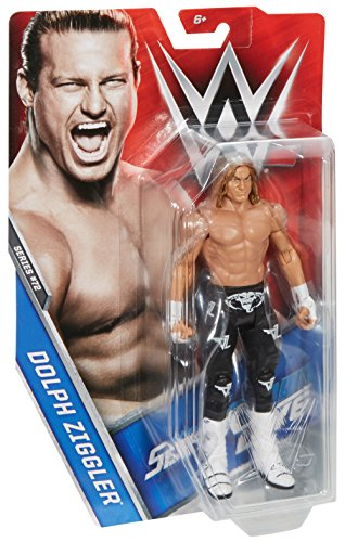 WWE Basic Dolph Ziggler Figure