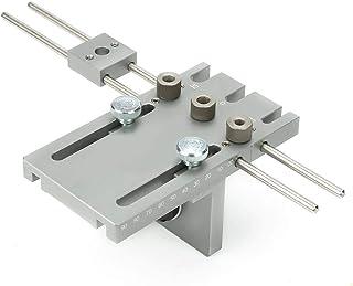 Uitbreiding lokator, plugboormachine 3-in-1 6/8/10/15 mm houtbewerkingsboor-geleiderassortiment zelfcentrerende plug-inric...