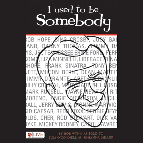 I Used to Be Somebody audiobook cover art
