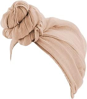 Babyku Long Head Wrap, Women Soft Stretch Headwraps Scarf, Turban Tie 1 or 3, Urban Hair Scarf Headbands African - Breathable