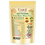 Vitamines: Capsules multi-vitamines à base de plantes entières avec TetraSOD® Super Antioxydant (180 capsules - poche)