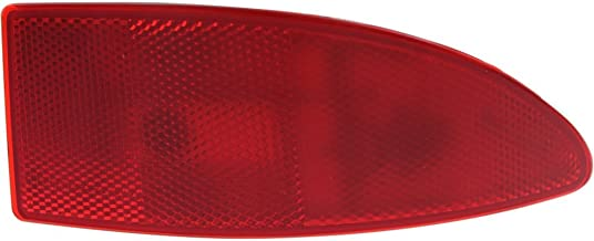 Bumper Reflector Compatible with Lexus IS250/IS350 06-13 Rear Right Side