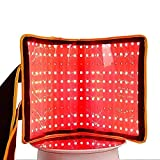 635/850nm Red Light Therapy Belt Lipo Laser Wrap Mat Body Slim Belly Pad,Large Size, 210 Light Beads, Especially Suitable for Removing Abdominal and Thigh Fat