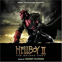 Hellboy II: The Golden Army OST