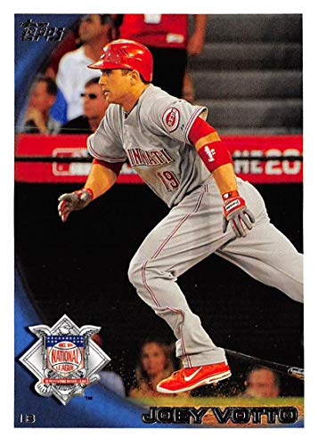 2010 Topps Update Baseball #US-241 Joey Votto Cincinnati Reds Highlights and Traded Trading Card