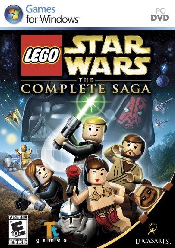 Lego Star Wars  marca LucasArts
