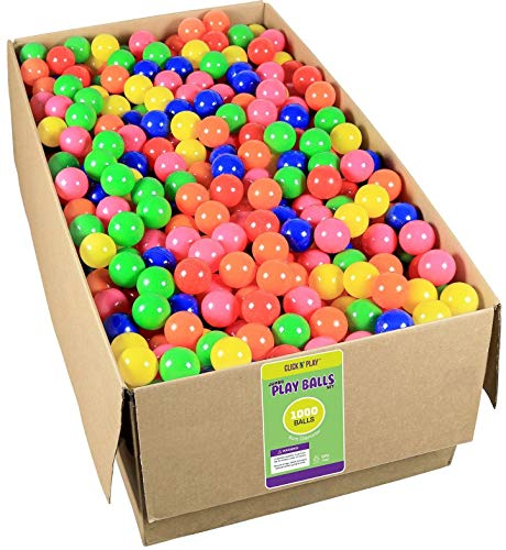 1000 extra balls for ball pit - 1