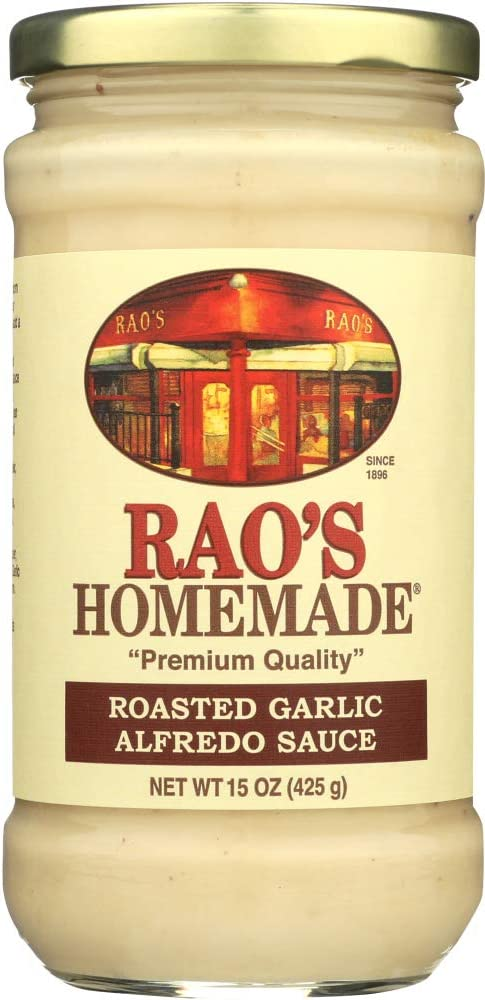 NOT A CASE Roasted Alfredo Sauce Max 46% OFF NEW before selling ☆ Garlic