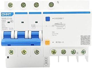 OIASD DZ47LE-63 disjoncteur Domestique de Protection Contre Les fuites 4P Petit Interrupteur pneumatique triphas/é 380V 32A